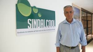 Edmundo Barbosa, presidente do Sindalcool PB