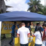 O stand do Passe Legal